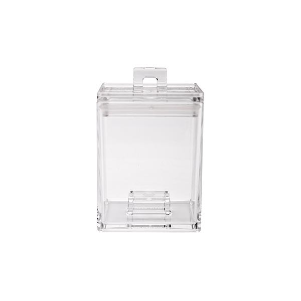 MEEME - Boîte à épices empilable 180ml - transparent