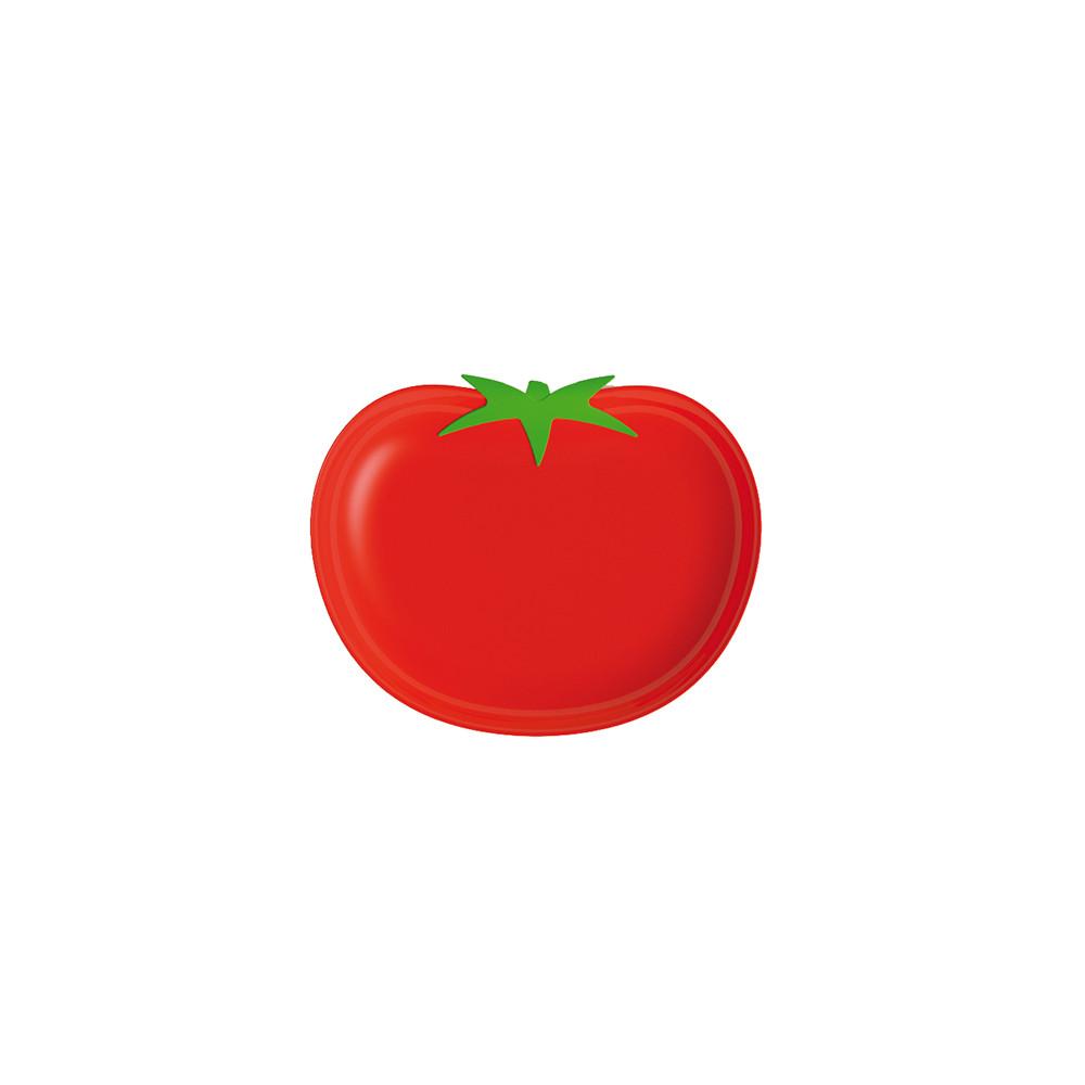 KITCHEN GARDEN - Assiette tomate - rouge