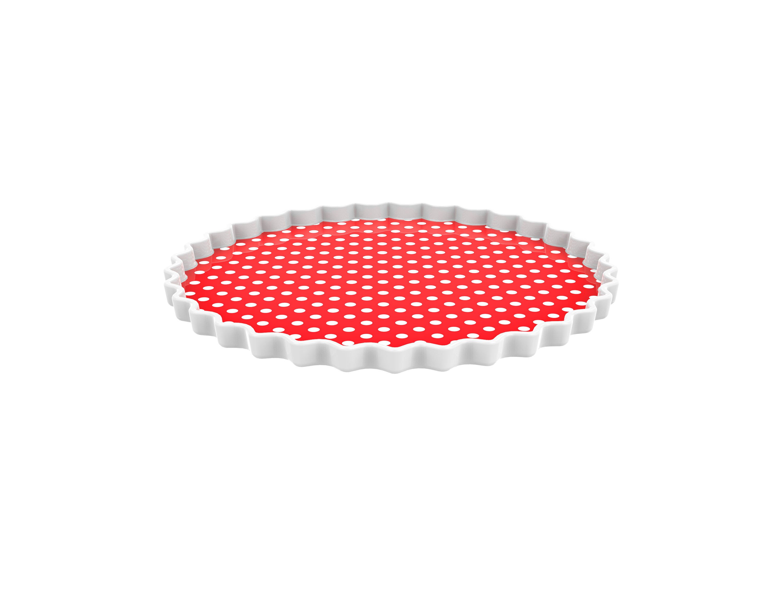 DOTTY - Plat/assiette ronde