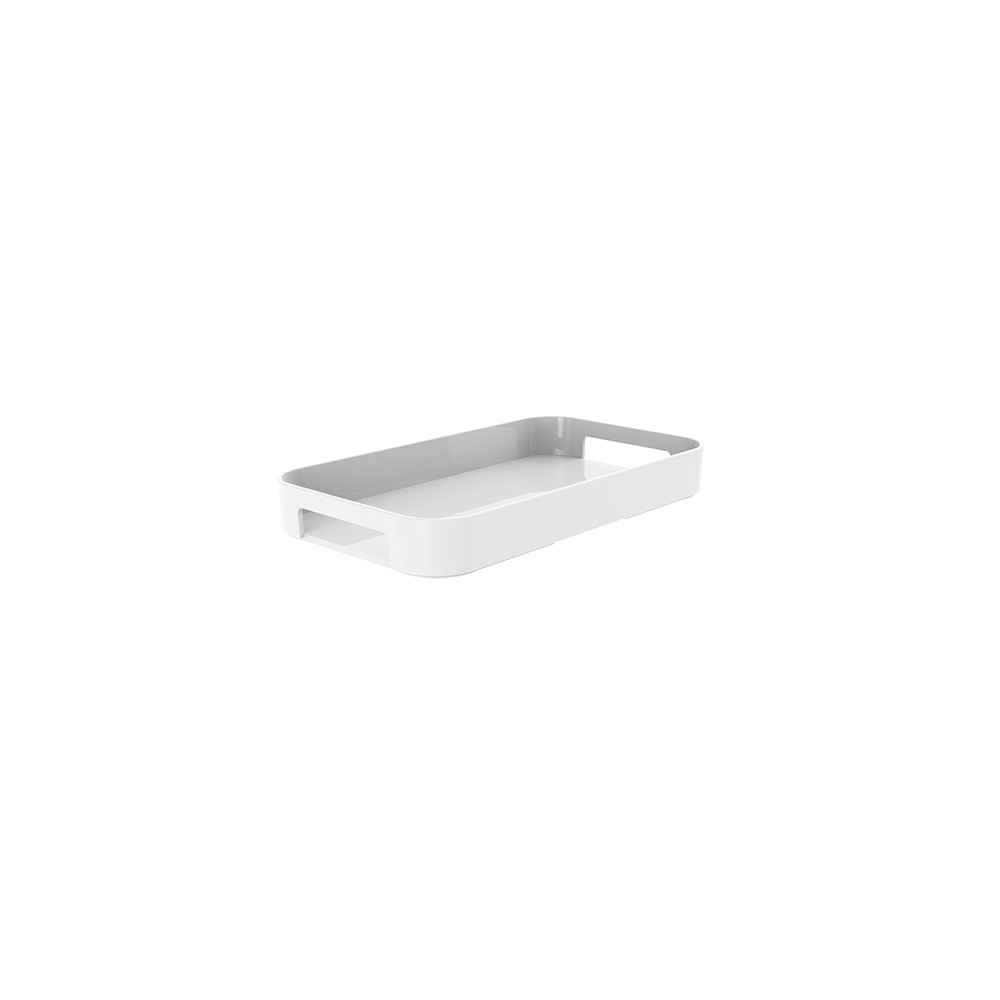 GALLERY - Plateau rectangulaire XS - blanc