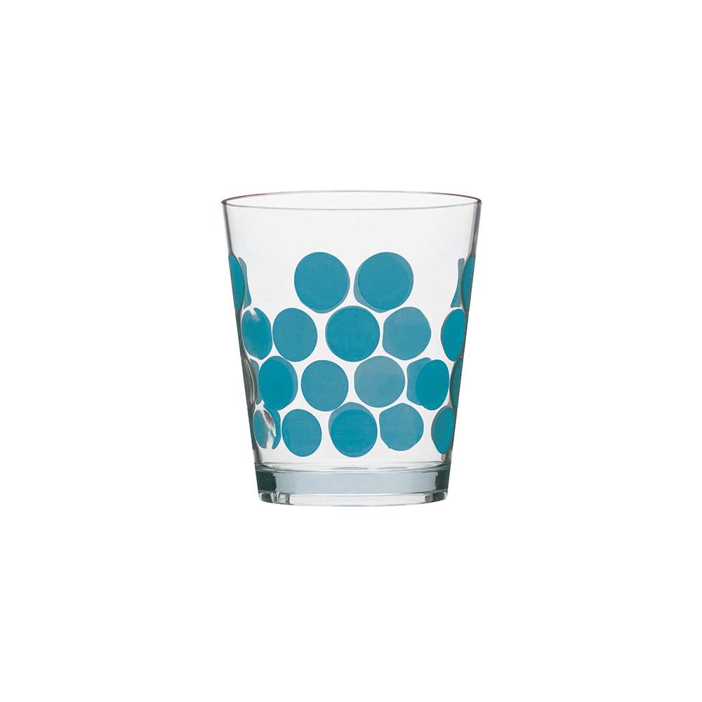 DOT DOT - Verre 42 cl - bleu aqua