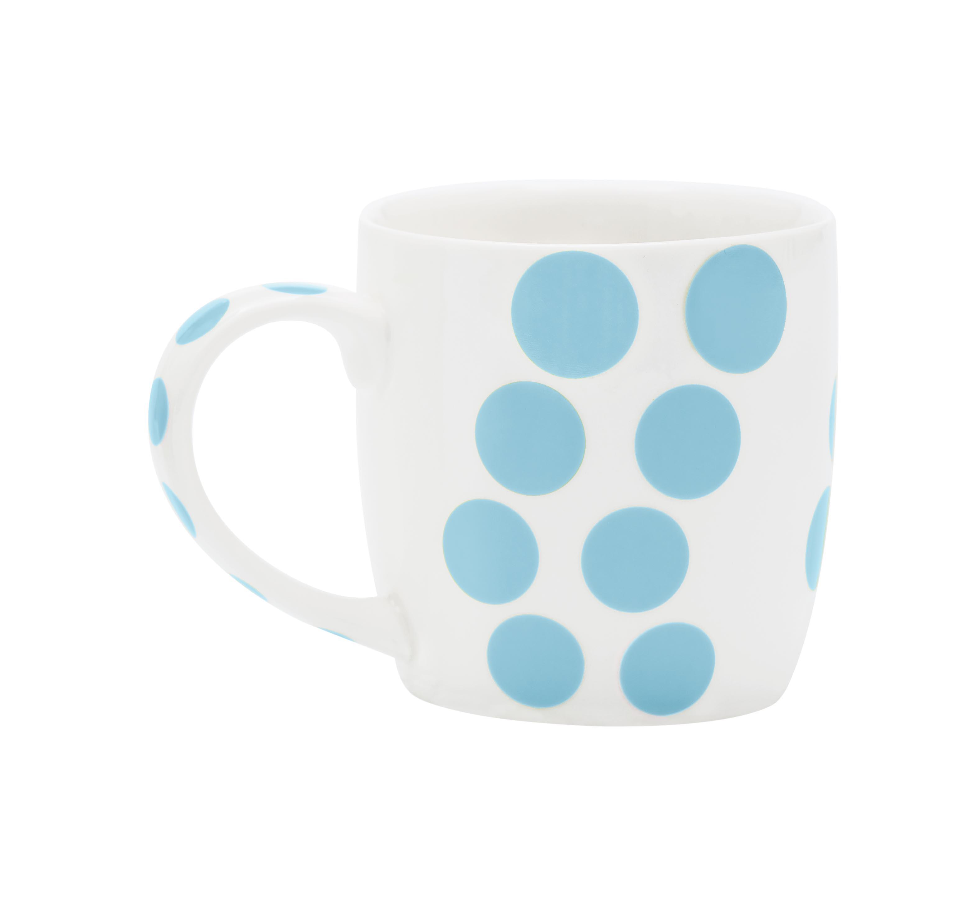 DOT DOT - Mug en porcelaine