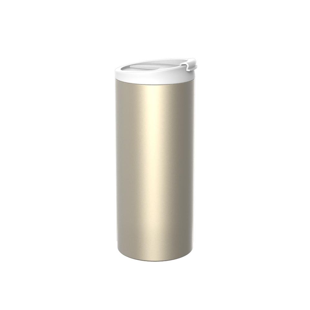 Mug isotherme inox double paroi métallisé 35 cl - ON-THE-GO