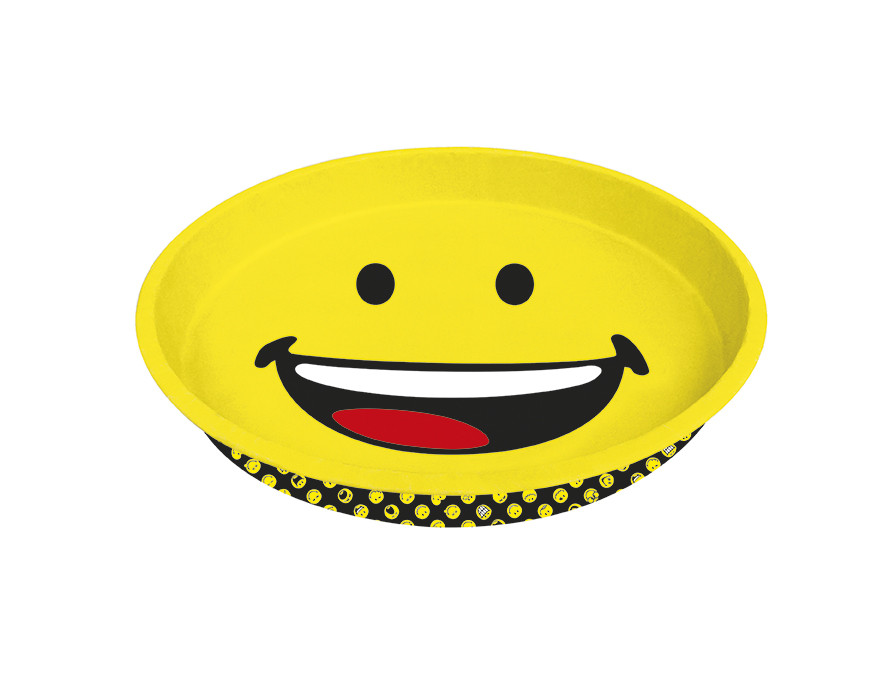 Plateau rond - SMILEY