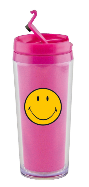 SMILEY - Mug isotherme opaque