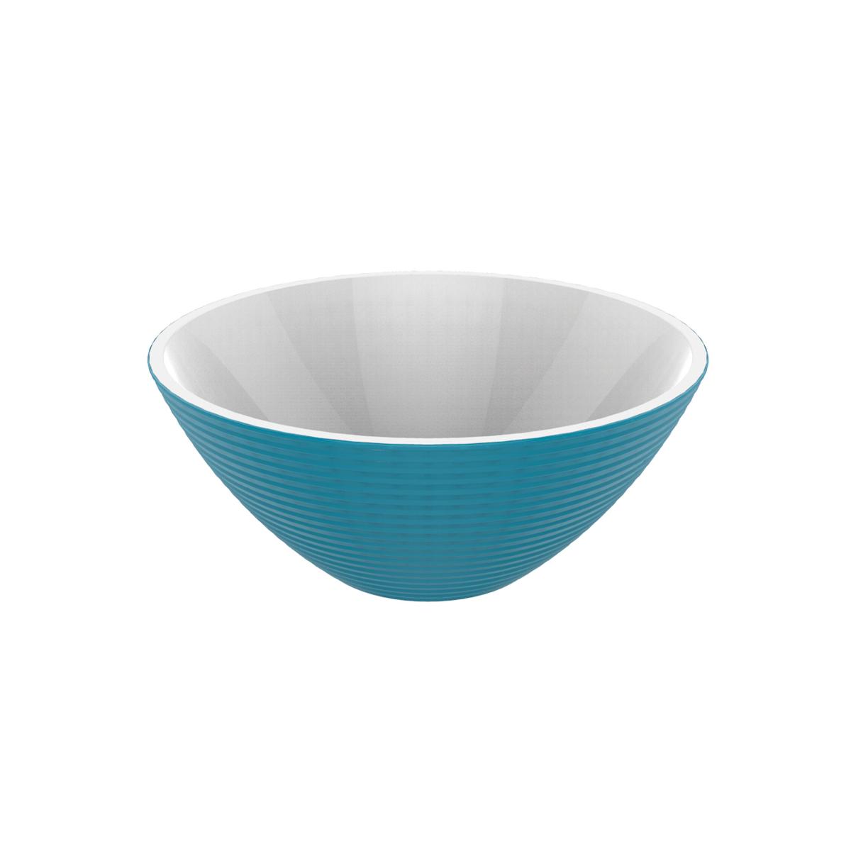 2-TONE - Açaï bowl - bleu aqua