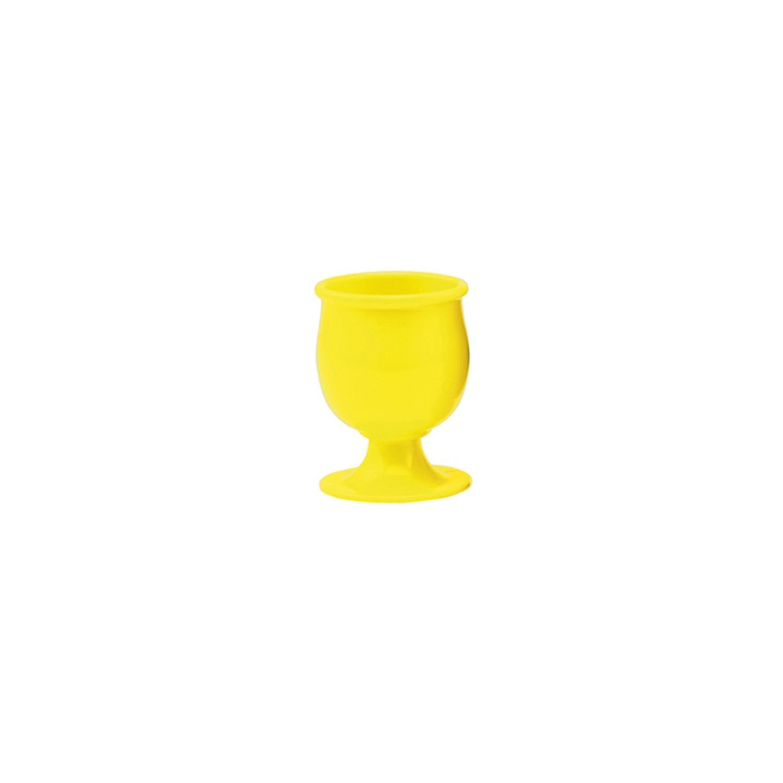 CLASSIQUE - Coquetier 4,7 x 6 cm - jaune