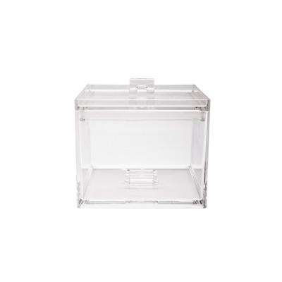 MEEME - Boîte rangement empilable S 950 ml- transparent