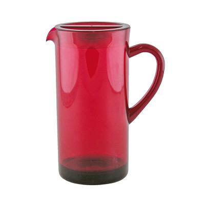 BBQ - Pichet teinté 1,7 L - rouge