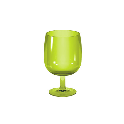 STACKY - Verre à pied empilable 25 cl - vert