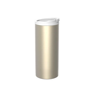 ON-THE-GO - Mug isotherme inox double paroi métallisé 35 cl
