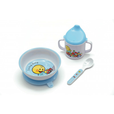 SMILEY BABY - Set déjeuner