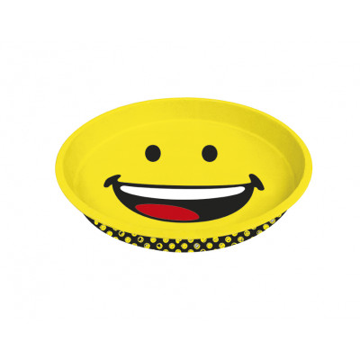SMILEY - Plateau rond